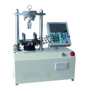 天津TYE-6A型水泥胶砂抗折试验机(液晶屏显示)价格,MEITESI水泥胶砂抗折试验机使用方法