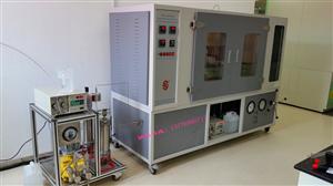 HKY-3型泡沫驱动态评价系统