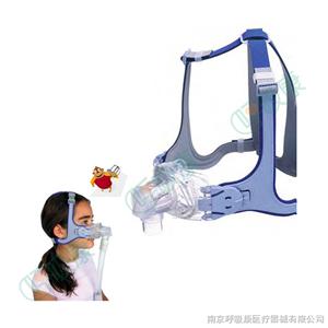 呼吸康瑞思迈呼吸机梦幻儿童专用鼻罩_呼吸机鼻罩